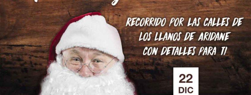 Visita Papa Noel 2018
