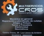 MULTISERVICIOS CROS